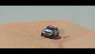 Mocne tempo Polaków w Abu Dhabi Desert Challenge