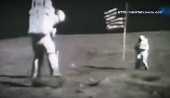 Lądowania na Księżycu w 1969 roku nie było? Obalamy mity [Nauka. To lubię]