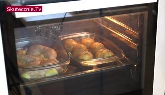 Udka drobiowe i ziemniaki hasselback [Skutecznie TV]