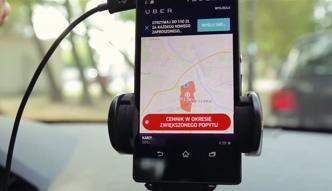Szukam pracy: ile zarabia kierowca Ubera?