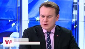 #dziejesienazywo: Dominik Tarczyński: ten donos przysporzy PO sporo problemów