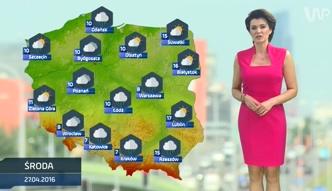 Prognoza pogody na 27 kwietnia (plus dwa kolejne dni)