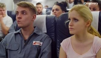 Mają tylko 10 godzin, by nauczyć się, jak ratować życie pasażerów