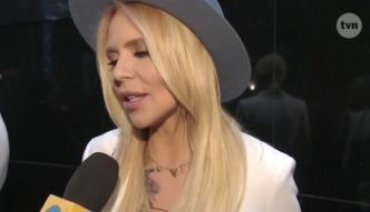 Sablewska: Spróbowałam prostych włosów. Dbam o nie bardzo, to moje oczko w głowie!