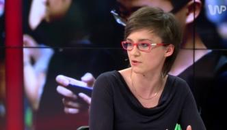 #dziejesienazywo: Małgorzata Szumańska o informacji jako władzy