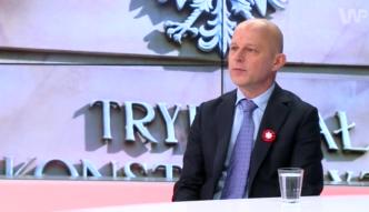 #dziejesienazywo: Paweł Szałamacha tłumaczy, dlaczego wysłał list do prezesa TK