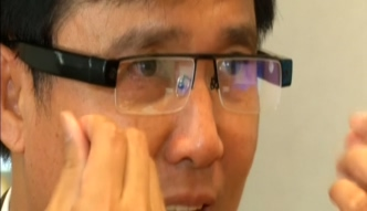 Szpiegowskie okulary do ściągania z Tajlandii