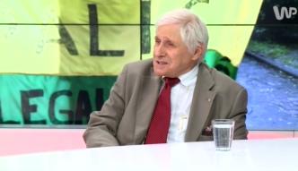 #dziejesienazywo: Jerzy Vetulani o mitach wokół konopii indyjskich