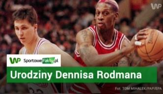 Dennis Rodman skończył 55 lat