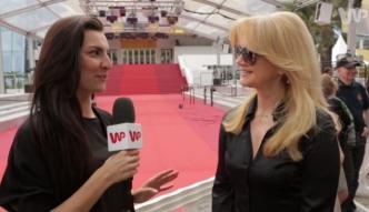 Grażyna Torbicka o swoich początkach w Cannes