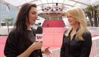 Grażyna Torbicka polską ambasadorką marki L'Oreal Paris w Cannes
