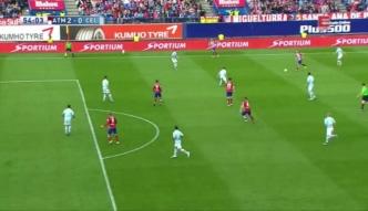 Torres i Griezmann dali zwycięstwo! Zobacz skrót meczu Atletico Madryt - Celta Vigo [ZDJĘCIA ELEVEN]