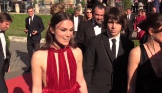 Keira Knightley w sukni Valentino