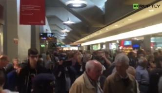 Chaos na lotnisku w Kolonii. Pasażer ominął kontrolę bezpieczeństwa