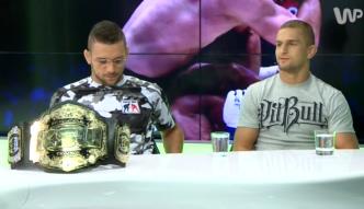 """#dziejesienazywo. KSW jak UFC? Debiutant nie ma wątpliwości """"To było najlepsze show"""""""