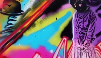 Street art z całego świata: Tokio