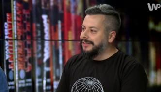 """#dziejesienazywo: Grzegorz Fortuna o filmie """"Paco - maszyna śmierci"""""""