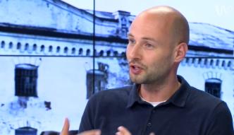 #dziejesienazywo: Wojciech Kasperski o Syberii