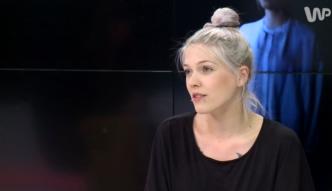 #dziejesienazywo: Daria Zawiałow o debiucie na rynku muzycznym w Polsce