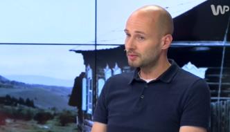 """#dziejesienazywo: Wojciech Kasperski o filmie """"Ikona"""""""