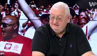 """Janusz Zaorski o kibicach reprezentacji Polski. """"Bywa przaśnie"""""""