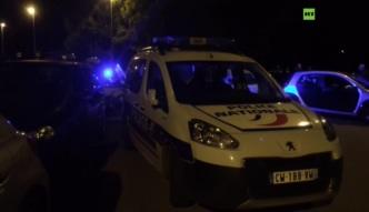 Brutalna zbrodnia pod Paryżem