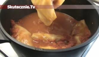 Gołąbki w sosie pomidorowym [Skutecznie TV]
