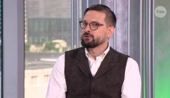 """Ekskluzywny Menel o związkach w TVN-ie: """"Kobieta czeka na szatyna z wielką brodą..."""""""