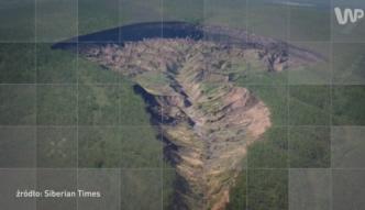 Krater Batagaika [Pixel]