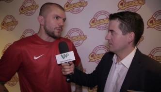Łukasz Jurkowski: przed turniejem każdy powiedziałby, że to fantastyka