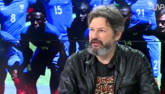 #dziejesienaeuro. Grzegorz Kalinowski po meczu Francja - Islandia.
