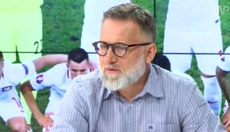 [CAŁY ODCINEK] Andrzej Saramonowicz: Polsce brakuje fantastycznego rozgrywającego