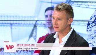"""#dziejesienaeuro. Jakub Rzeźniczak o strategii gry nowego trenera. """"Do tego dąży Besnik Hasi"""""""