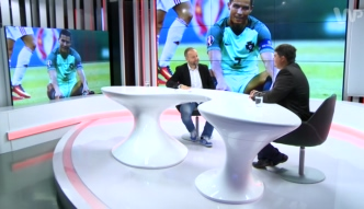 """#dziejesienaeuro. Maciej Terlecki o Cristiano Ronaldo. """"Wielki piłkarz, bezczelny na boisku"""""""