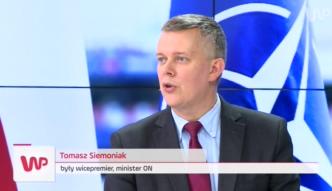 #dziejesienazywo Siemoniak: doceniam wysiłki prezydenta Andrzeja Dudy