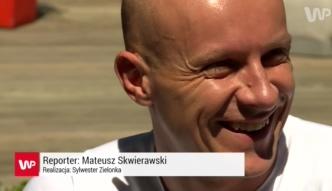 Szymon Marciniak o pracy na Euro 2016: Nie byłem przerażony, absolutny luz