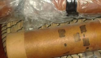 CBŚP zabezpieczyło chemikalia do produkcji materiałów wybuchowych