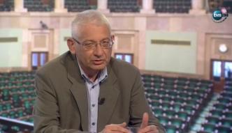 Ludwik Dorn: minister Błaszczak jest chodzącą niekompetencją i