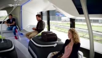 Mercedes Future Bus z systemem CityPilot