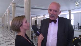 """Korwin-Mikke: """"W interesie kobiet jest, żeby nie wolno było publicznie karmić piersią"""""""