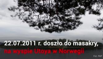 22 lipca 2011 roku Anders Breivik zabił 77 osób
