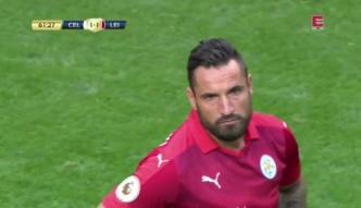 Celtic - Leicester 1:1, Wasilewski trafia z karnego. Zobacz skrót [Zdjęcia Eleven]