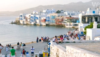 Mykonos - Grecka Ibiza