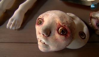Te lalki naprawdę przerażają