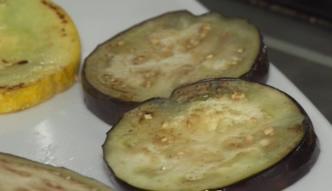 Alla parmigiana z cukinii i bakłażana