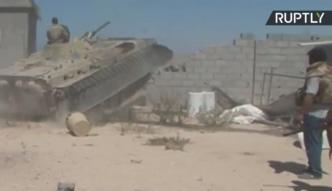Libijskie wojsko odbiło kluczową bazę ISIS w Syrcie