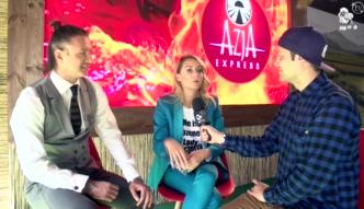 """Majdan o """"Azja Express"""": """"Tubylcy chcieli nam pomóc, bo byli ciekawych białych ludzi"""""""