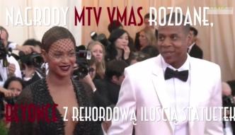 Beyonce rekordzistką MTV Video Music Awards!