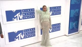 Beyonce z córką na imprezie MTV!