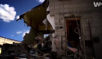 Wybuch zniszczył ich życie. Zostali bez dachu nad głową
